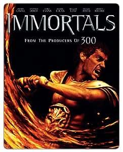Immortals Limited Edition Steelbook (Blu-ray 3D + Blu-ray + Digital Copy) [Region Free]