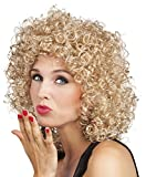 Boland 86242 Erwachsenenperücke Club, blond, One Size