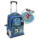Giochi Preziosi Gopop 19 Trolley Spinner Sport Sacca, 47 cm, Multicolore
