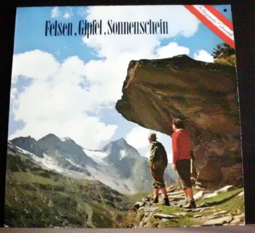 Felsen, Gipfel, Sonnenschein (LP - Langspielplatte - Vinyl) -
