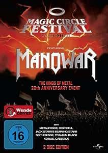 Magic Circle Fest V2 (Manowar) [Import allemand]