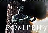Die Ruinen Pompejis (Wandkalender 2018 DIN A4 quer): Eine ungeheure Wolke aus Asche und Schlacke verdunkelte die Sonne und überschüttete ringsum ... (Monatskalender, 14 Seiten ) (CALVENDO Orte) - Boris Flör