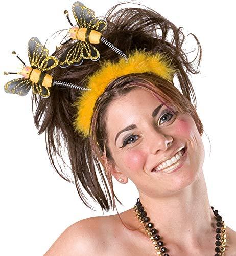 HAAR-REIF MIT BIENEN (Zebra Kostüm Haar)