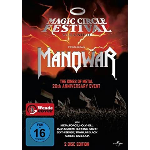 Magic Circle Festival Volume 2 feat. Manowar - Amaray