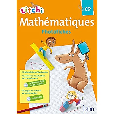 Download Litchi Mathematiques CP   Photofiches   Ed. 2015 PDF Free