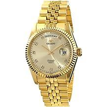 6935c57367c1 Amazon.es  relojes orient dorados - Orient