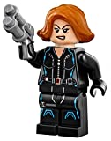 LEGO® Marvel Super Heroes S.H.I.E.L.D. - Black Widow with Blaster Gun (76042) - LEGO