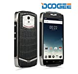 Rugged Phone, DOOGEE T5 Lite IP67 SIM Free Mobile Phones Unlocked - GSM+WCDMA+FDD Android 6.0 dual SIM Phone - 4500mAh Tough Waterproof Smartphones - 2GB RAM+16GB ROM plus 5MP+8MP Cameras - Dual Appearance