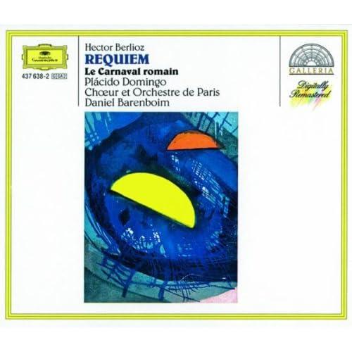 Berlioz: Requiem, Op.5; Le Carnaval romain, Op.9; La Damnation de Faust, Op.24 / Rouget de Lisle: La Marseillaise