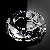 SSBY Kreative Persönlichkeit Mode-Schmuck Kristall-Aschenbecher Aschenbecherein