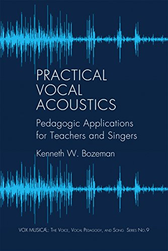 Practical Vocal Acoustics: Pedagogic Applications for Teachers and Singers. (Vox Musicae: the Voice, Vocal Pedagogy, and Song Book 9) (English Edition)