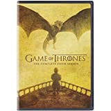 Game of Thrones Complete Fifth Season DVD
