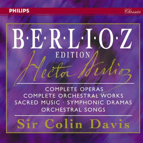 Berlioz Edition [Import anglais]