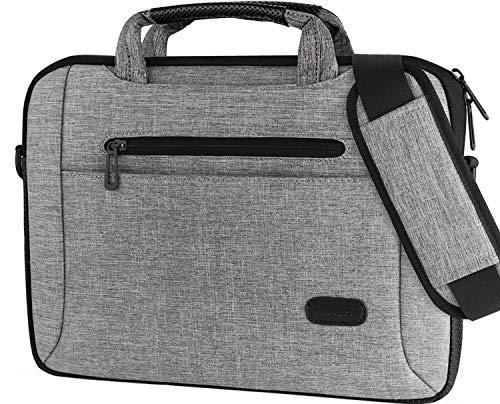 Procase 14-15,6 Zoll-Laptop-Beutel-Aktenkoffer -Kurier-Schulter-Beutel-Hülsen-Kasten für 15