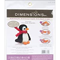 Dimensions - Kit per infeltrimento, personaggio pinguino