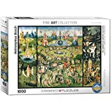 The Garden of Earthly Delights Puzzle