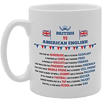 MG2117 British vs American English Funny Factual