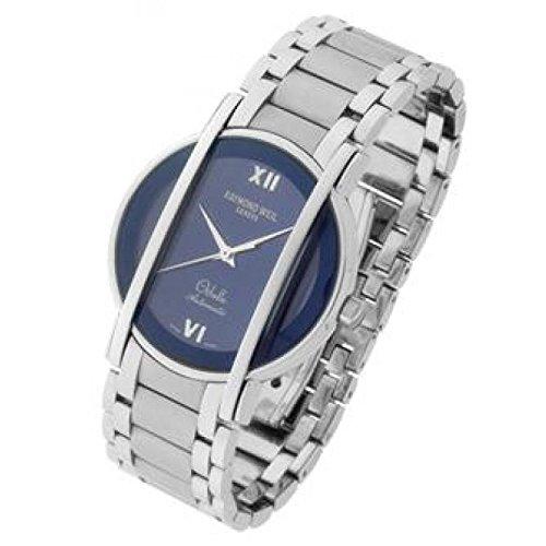 raymond-weil-othello-2285065-automatik-uhr-stahl-quandrante-blau-armband-stahl