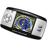 Lexibook - Consola Compact Cyber Arcade, 250 juegos, color negro (Lexibook JL2375)