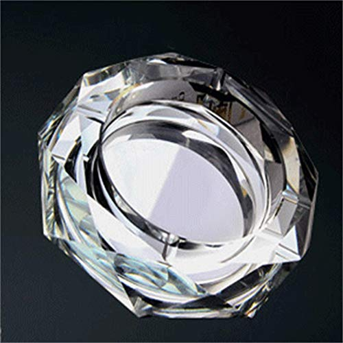 GLP Luxus Kristall Aschenbecher Kreative Persönlichkeit Trend Multifunktionale Niedlichen Schlafzimmer Wohnzimmer Europäischen Glas Aschenbecher Groß, um Geschenke der Männer