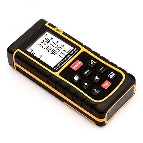 SainSmart SS-E70 Point Laser Rangefinder Telemetro laser Digital Pocket 0,05-70 Metri Range Finder Detector - Golf Distanza Finder