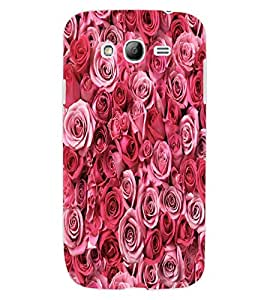 ColourCraft Beautiful Roses Design Back Case Cover for SAMSUNG GALAXY GRAND NEO I9060