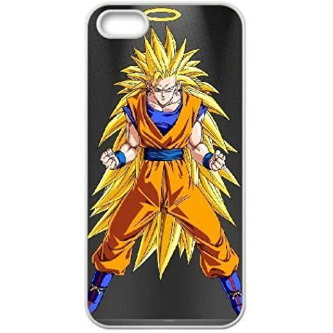 iphone5 5s Universal mobile phone shell , Dragon Ball phone case White for iphone5 5s (Double Dragon Mobile)