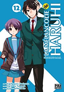 La Mélancolie de Haruhi Edition simple Tome 12
