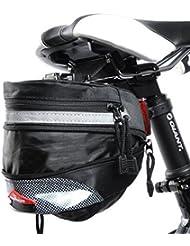 Bazaar Étanche paquet de queue étendue selle de bicyclette sac de coussin kit
