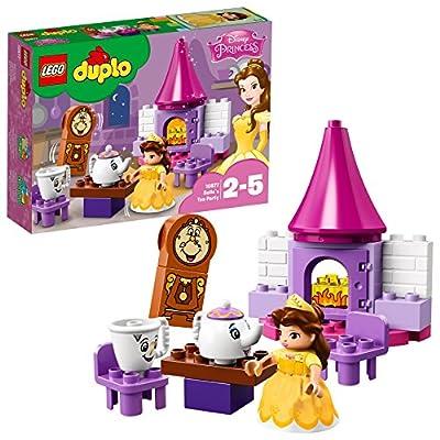 Lego DUPLO Disney - Le goûter de Belle - 10877 - Jeu de Construction