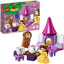 LEGO DUPLO Princesa Lego Fiesta de té de Bella, única (10877)