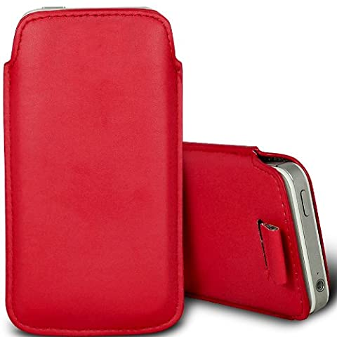 Housse Protection Nokia Rouge - Rouge/Red - Nokia 222 / 222 Dual