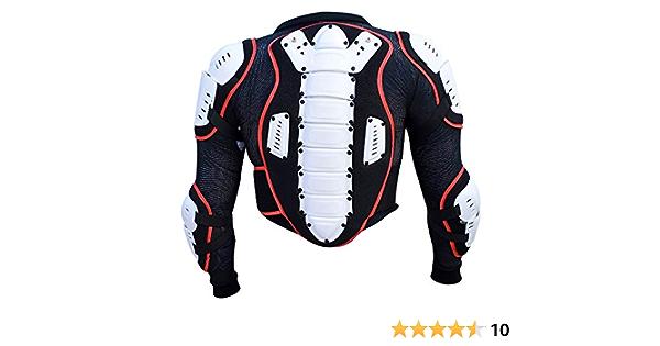 Heezy Children S Protective Jacket Jacket Jacket Shirt Vest Ski Snowboard Motocross Quad Bmx Sport Freizeit