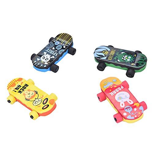 Blue Vessel Kinder Skateboard Radiergummi Kindergarten Liefert Briefpapiergeschenk