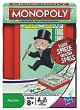 Hasbro 29188100 - Monopoly Kompakt - Reisespiel