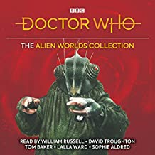 Doctor Who: The Alien Worlds Collection