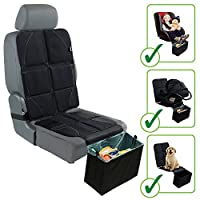 Venture Car Seat Protector/Best Vehicle Protection for Child and Baby Car Seats/Car Seat Cover Protects Vehicle Upholstery