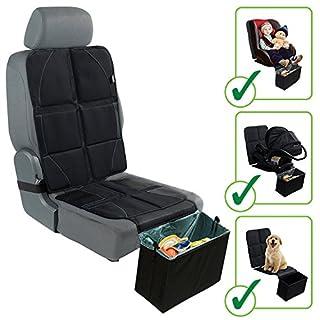 Venture Autositzschoner/Fahrzeugschutz für Kinder- und Babyautositze/Autositzabdeckung schützt Fahrzeugpolster