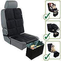 Venture Protector de asiento de coche/mejor protección de vehículos para asientos de coche de bebé y niño/cubierta para asiento de coche protege tapicería del vehículo