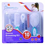 Dreambaby Grooming Kit Hard Case (White and Blue)