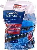 EUROLUB SCHEIBENFROSTSCHUTZ FERTIGMISCHUNG -20°C Beutel, 3 L