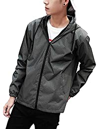 Reflektierende Zipper Jacke Casual Sporting Hop Windbreaker Hip Einfacher  Stil Hooded Fluoreszenz Mantel Langarm Mit Zipper 738c495940