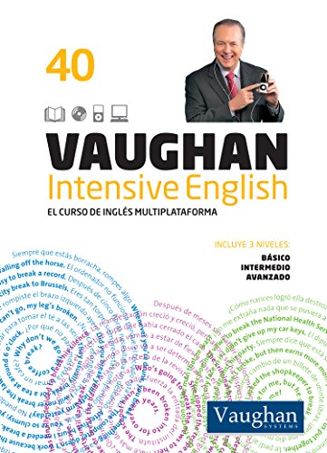 Vaughan Intensive English 40 por Richard Brown