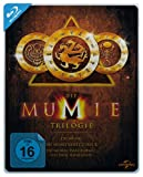 Die Mumie 1-3 Trilogie - Limited Steelbook Collection [Blu-ray]