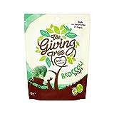 Geben Baum Vakuum Gebratene Brokkoli Chips 18G - Packung mit 2