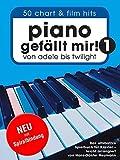 Produkt-Bild: Piano gefällt mir! 50 Chart und Film Hits - Band 1 (Variante Spiralbindung). Von Adele bis Twilight. Das ultimative Spielbuch für Klavier - arrangiert von Hans-Günter Heumann