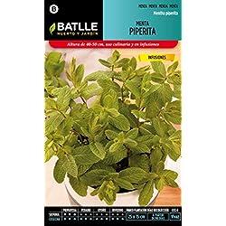Semillas Batlle 097305BOLS - Menta Piperita