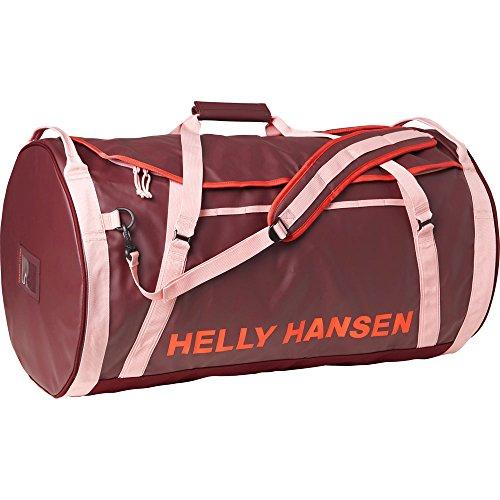 Helly Hansen Duffel2 Bolsa de Deporte, 90 cm, Granate