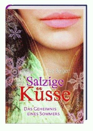 Buchseite und Rezensionen zu 'Salzige Küsse: Das Geheimnis eines Sommers' von Tine Bergen