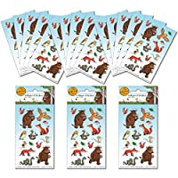 Paper Projects 01.70.24.050 The Gruffalo Party Sticker Bundle (18 Sheets)